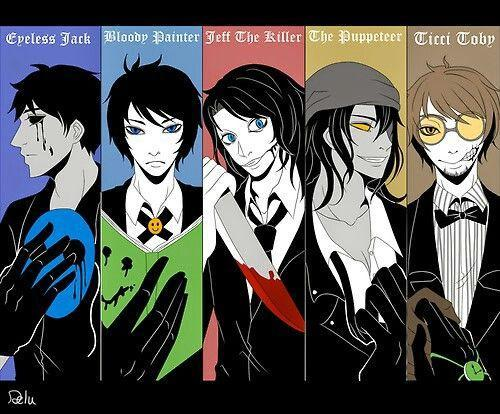what creepypasta boy is your fav and why?