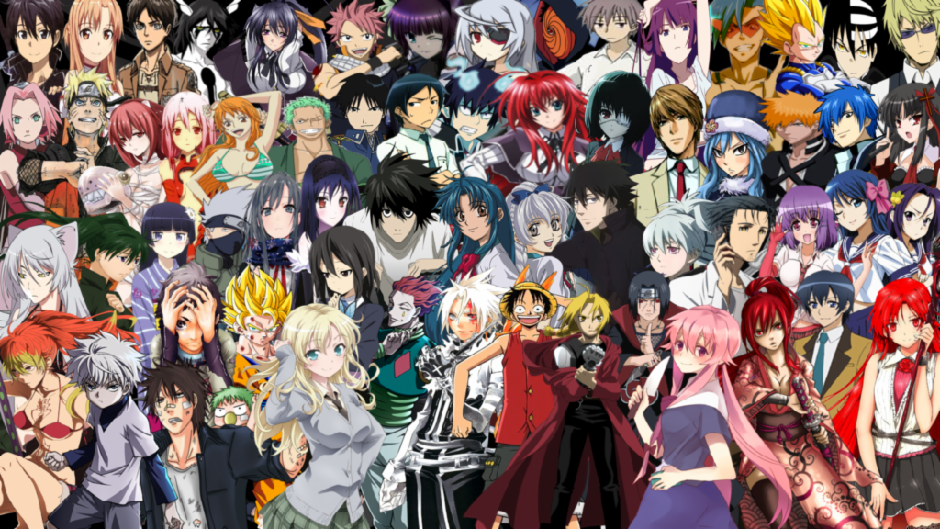 Who is the best Anime character?