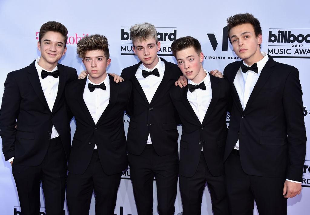 Who is the youngest member of Why Don't We?