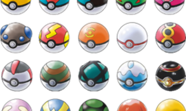 What is your favourite Pokeball?