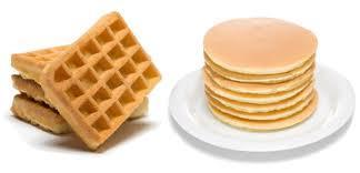 Do you prefer Waffles or Pancakes?