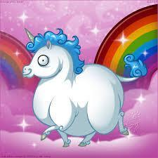 What do you think would happen if unicorns took over i mean really they hypnotize you with their beauty and eat you