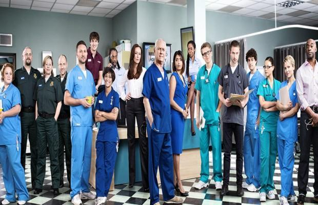Does anyone else watch Casualty