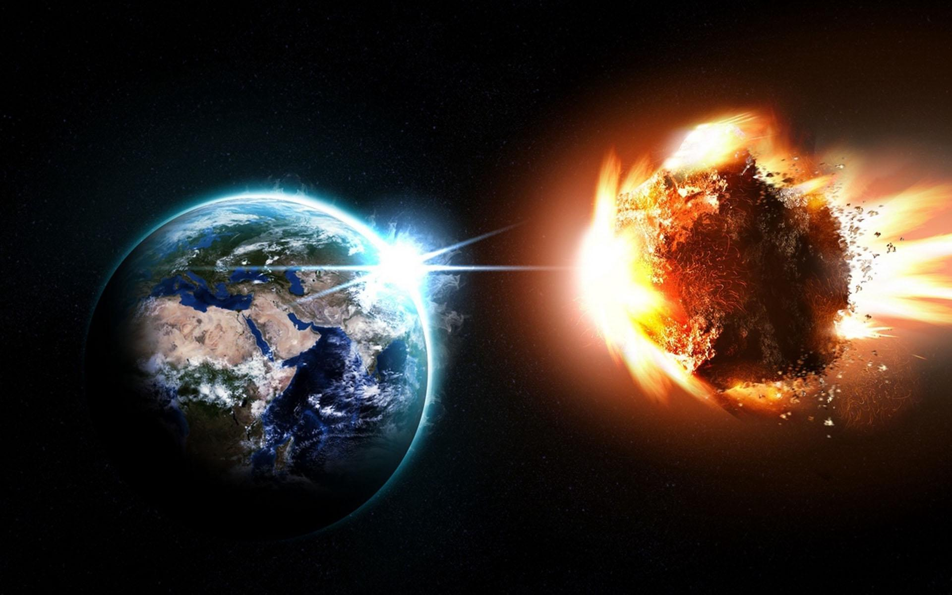 IMPORTANT: How do meteorites hit Earth?
