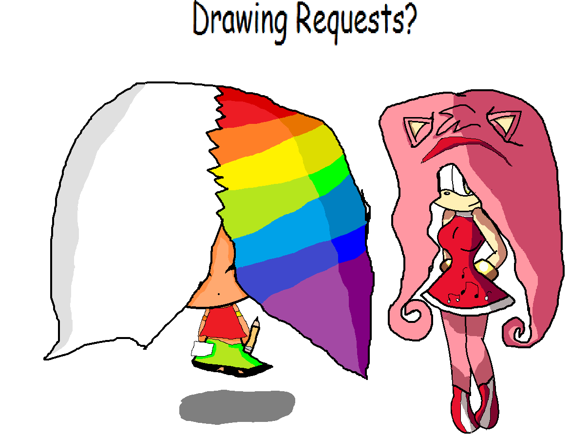 Anyone, drawing requests?