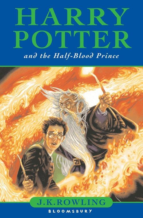 What's your favourite chapter from Harry Potter and the Half-Blood Prince?