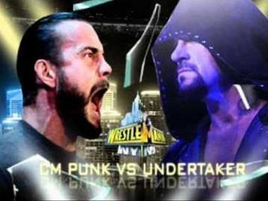 Undertaker Vs CM Punk Wrestlemania 29... Will CM Punk break the streak, or will the Undertaker become 21-0?