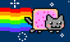 One word to describe Nyan cat