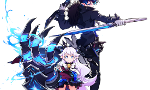 Anyone here play Elsword? If so what character?