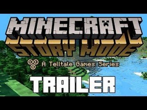Minecraft Story Mode Quiz! Trailer