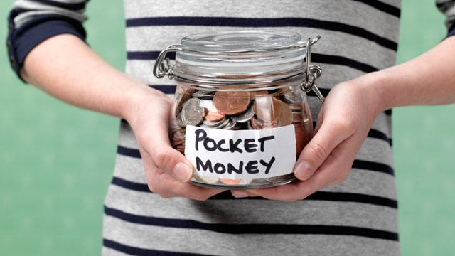How can I convince my parents to give me more pocket money?