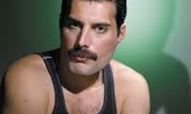How old was Freddie Mercury when he died?