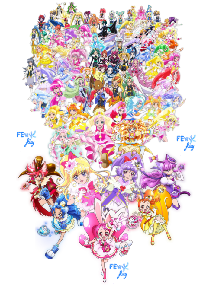 Who else watches PreCure?