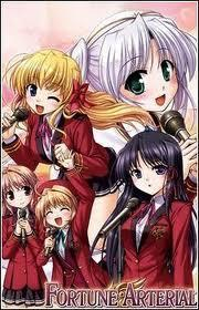 Who do you think is thw prettiest in Fortune Arterial? Kuze,Erika,Shiro,Haruna,or Kanade?