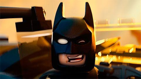 Lego Batman has a girlfriend?