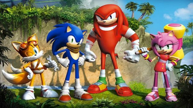 What do you think of Sonic Boom?