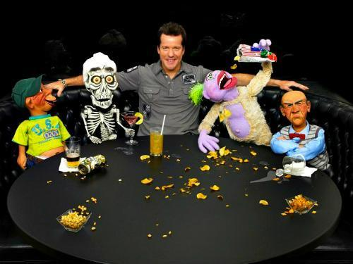 Who for Prsident (Jeff Dunham options)?