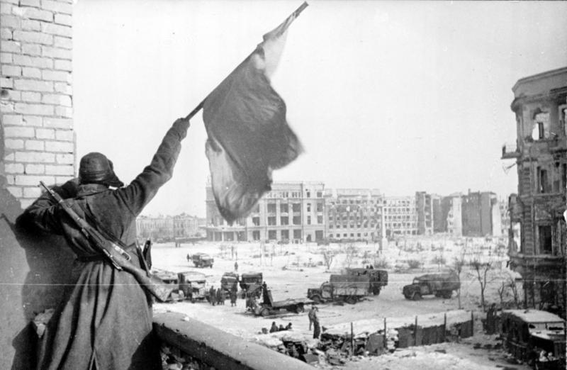 What If Nazi Germany won the battle of stalingrad?