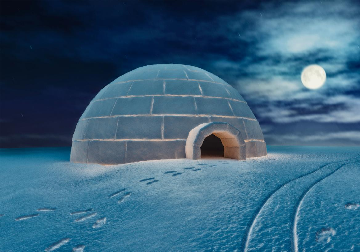 How do you build an Igloo?