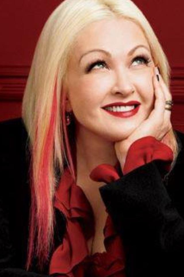 Does anybody know cyndi Lauper?