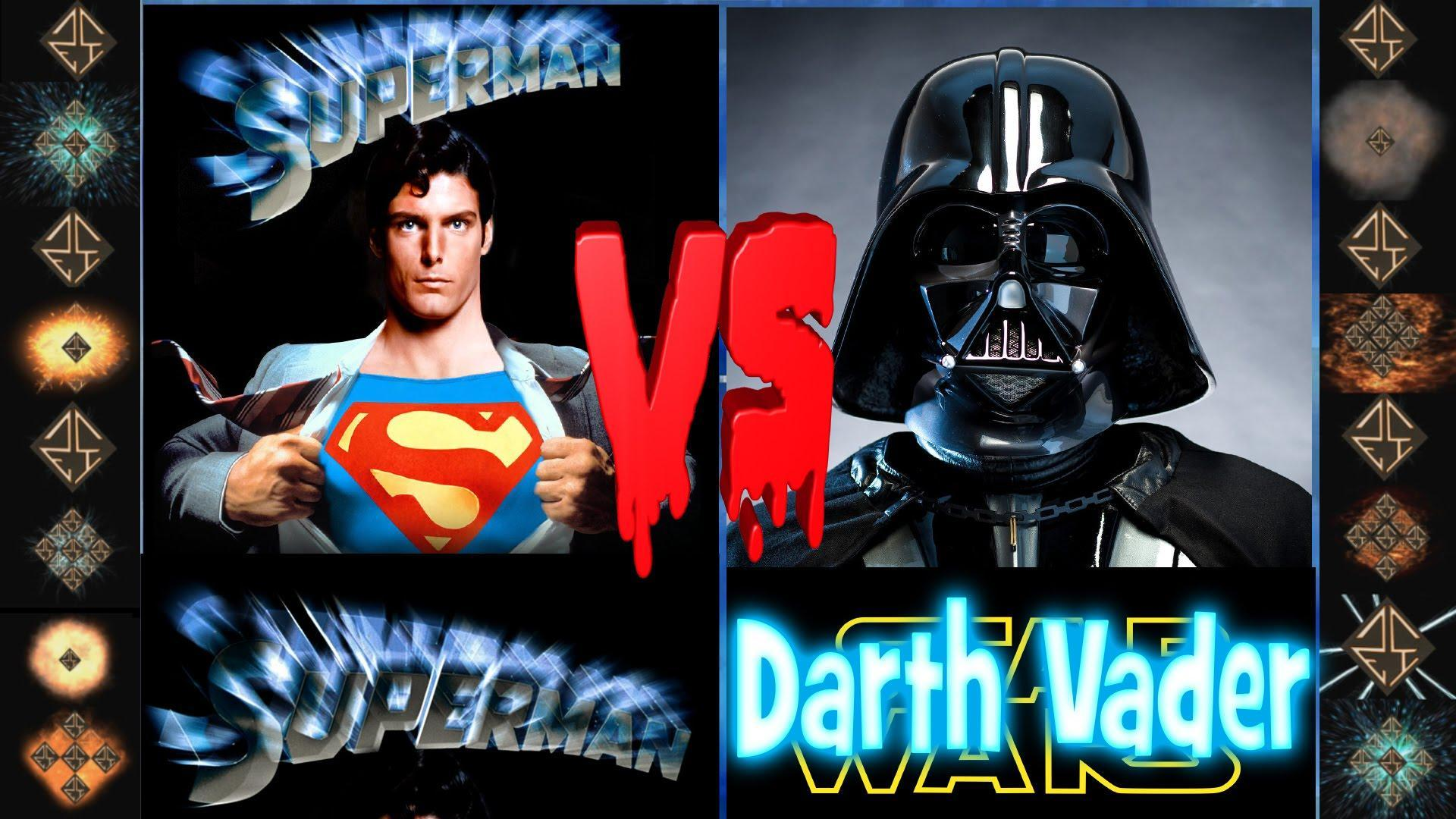 Would Darth Vader vs Superman be a good movie?