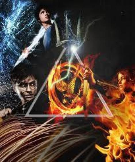Harry Potter, Percy Jackson, or Hunger Games??
