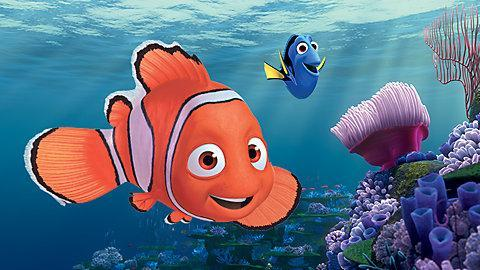 Is Finding nemo Pixar or Disney?