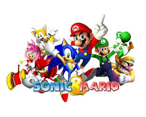 Who is your favorite Mario character? or sonic character?