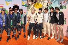 Mindless Behavior or 1D