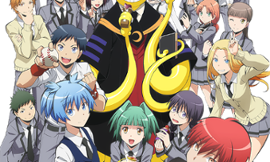 Did anyone watch Assassination Classroom?