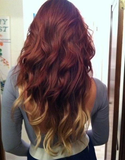 if you could get highlights what color would it be?