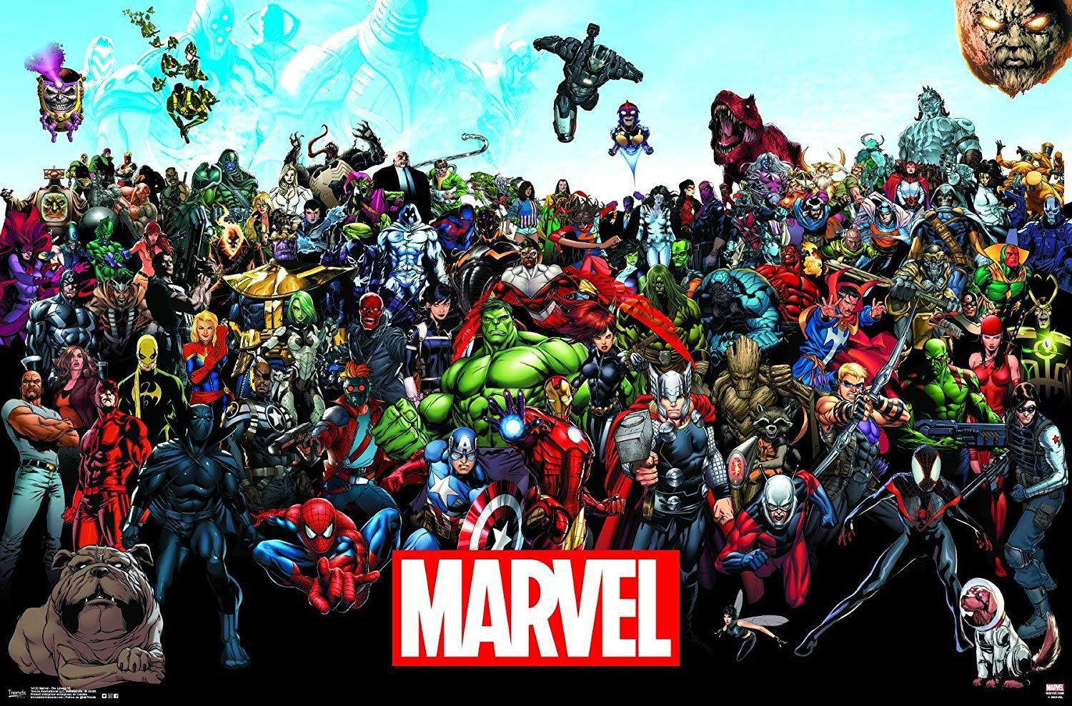 In what year did Stan Lee (the creator of Marvel) unfortunately pass away?