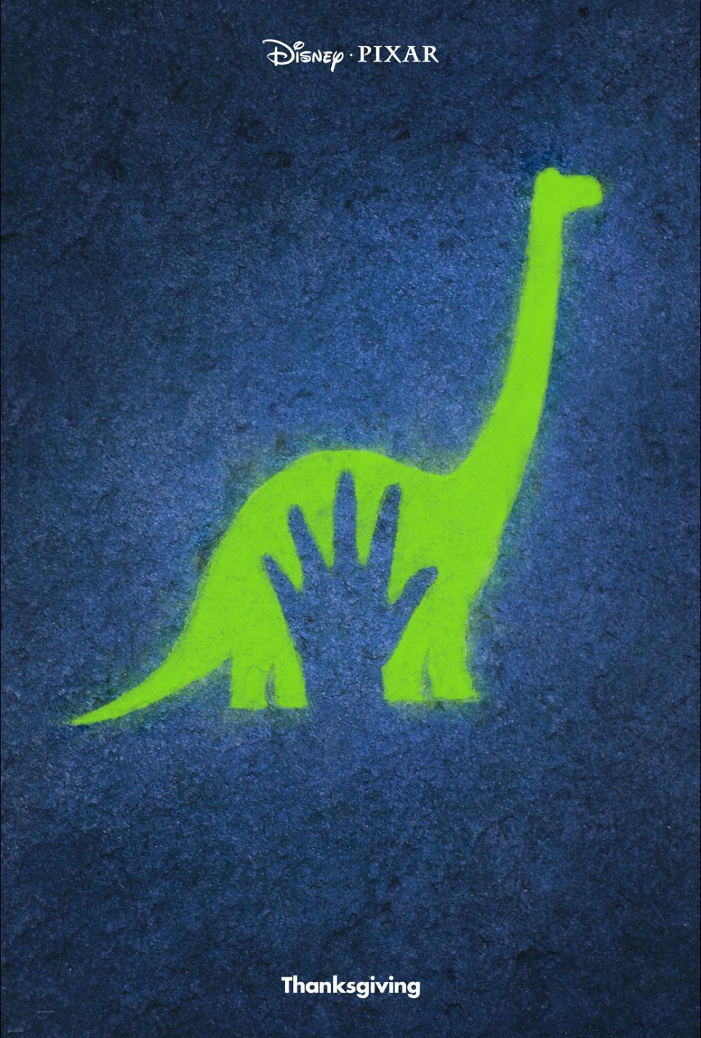 "Did Anyone Else Cry During ""The Good Dinosaur""?"