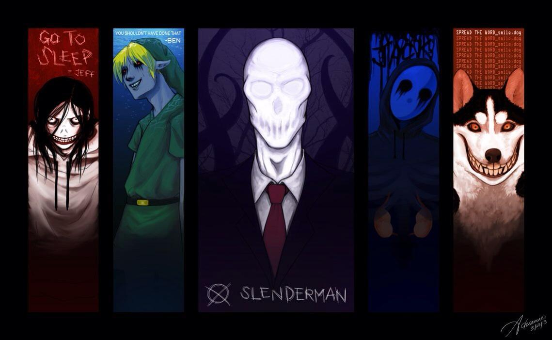 What's you're Favorite creepypasta (Ok i know its a Standard question but please answer)