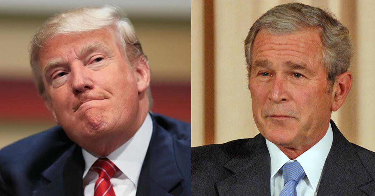 Do you think D. Trump will start a new war somewhere, like Bush did in Iraq? Is so, where?