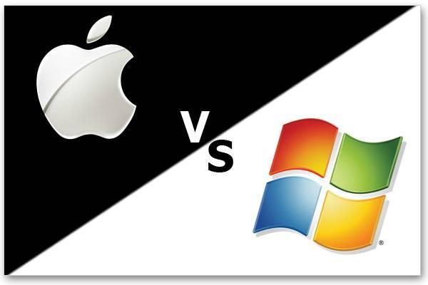 apple vs microsoft 1 Read the pros and cons of the debate microsoft vs apple.
