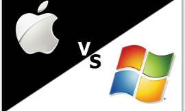 which computer would you prefer Apple or Microsoft?