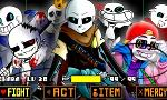 What Sans AU you like and want to be if you were in their multiverse?