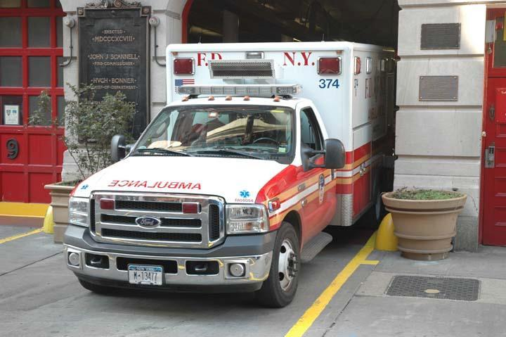 Have you ever called for an ambulance? If so, why?