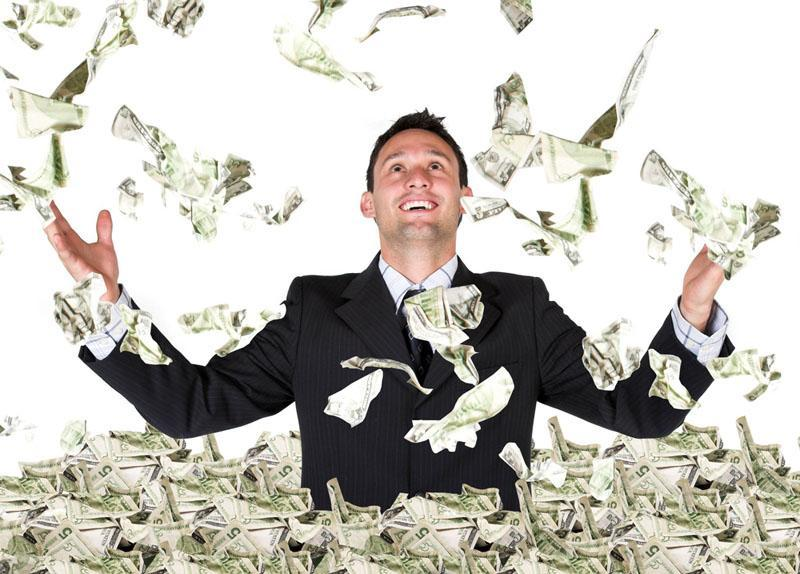 Do you believe people is thinking too much about money these days?