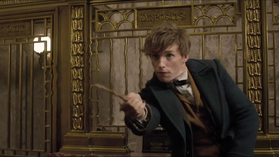 Who's seen Fantastic Beasts and Where to Find Them?