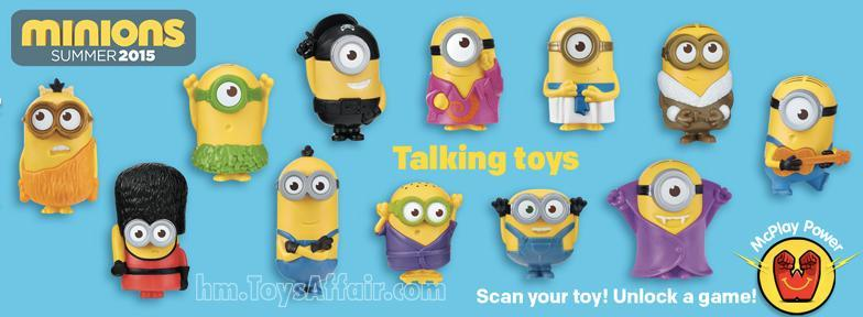 What do you think of this Minion Movie toy?