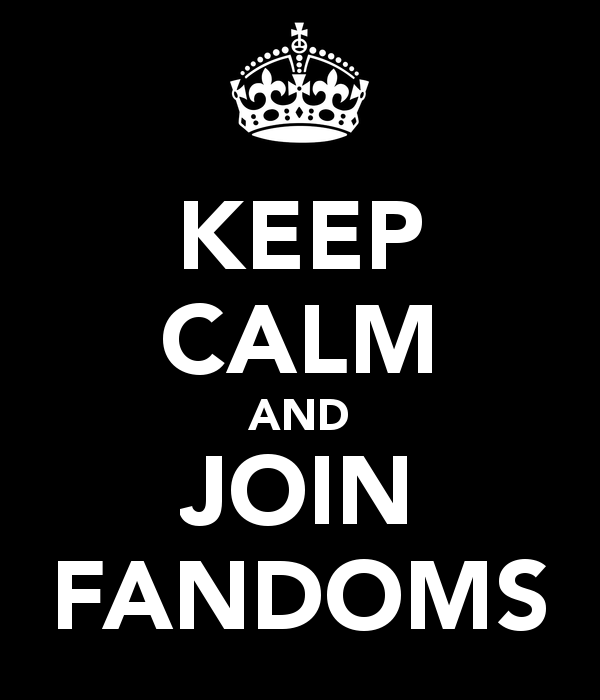 What is your fandom?
