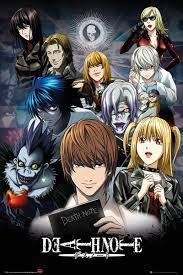 do you like or watch death note?