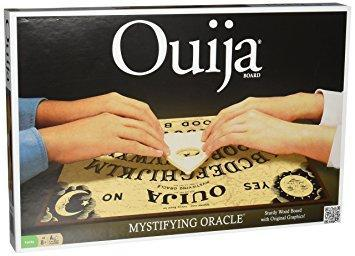 Do you think the oujia board is real?