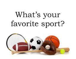 What is your favorite sport of all time?
