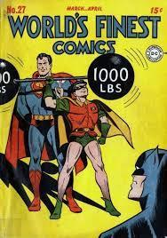 Why do Batman and Superman wear their underwear on the outside?