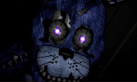 Does this version of Nightmare Bonnie look more scary than NIghtmare Bonnie?