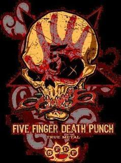 What's Your Favorite Five Finger Death Punch Song?