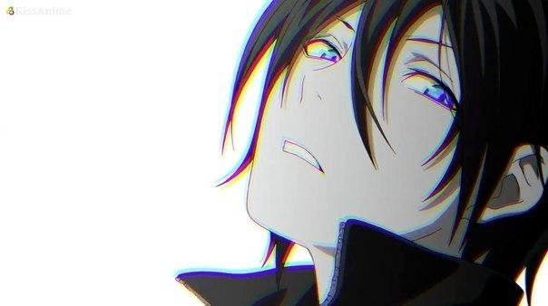In two words, how does Yato look like?